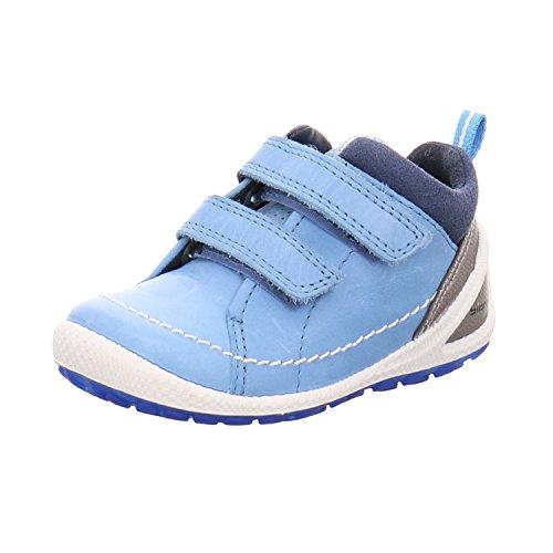 Ecco Jungen Lauflernschuh Biom Lite Infants 752591, blau (Sky Blue/True Navy 58954), EU (22, blau) Infant Navy Schuhe