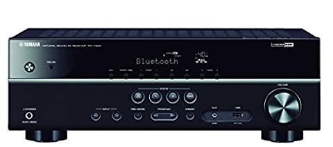 Yamaha RX-V383 AV-Receiver mit Bluetooth schwarz