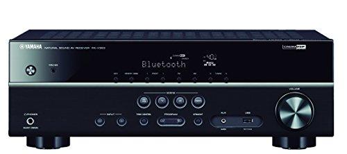 Yamaha RX-V383 AV-Receiver mit Bluetooth schwarz (Aventage Yamaha)