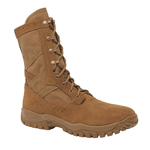 - Belleville One Xero C320 Coyote Brown Ultra Light Assault Boot, Made in USA, 10