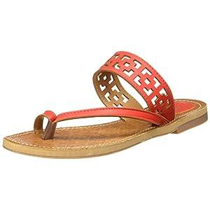 BATA Women's Alessia Pink Slippers