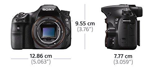 Sony SLT-A58Y SLR-Digitalkamera inkl. SAL 18-55mm & SAL 55-200mm Objektiv_3