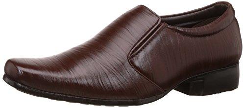 BATA Men's Remo Brown Formal Shoes - 7 UK/India (41 EU)(8514626)