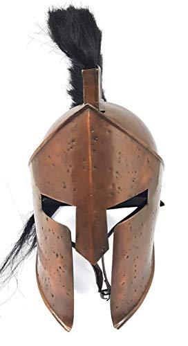 Medieval Maximus Decimus Meridius Gladiator Armor Helmet (Roman Spartan Kostüm)