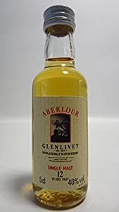 Aberlour - Single Highland Malt Miniature - 12 year old Whisky by Aberlour