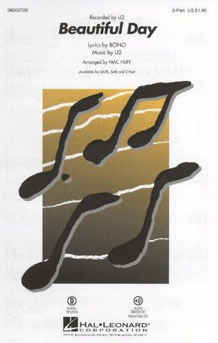 u2-beautiful-day-2-part-partituras-para-coro-en-2-partes-acompaamiento-de-piano-coral