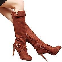 109537bb8762d2 Suchergebnis auf Amazon.de für  Coole Leder-Boots   Stiefeletten mit ...