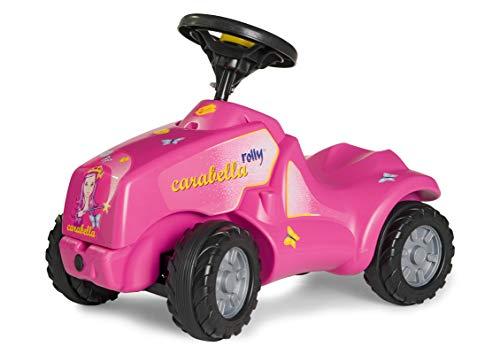 Rolly Toys rollyMinitrac Carabella (Rutschfahrzeug, Flüsterlaufreifen, mit Hupe, ergonomisch, Kniemulde, Alter 1,5-4 Jahre) 132423