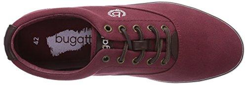 Bugatti F48086 Herren Sneakers Rot (bordo 330)