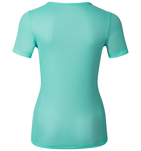 Odlo Cubic T-Shirt manches courtes Femme Cockatoo