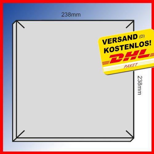 Preisvergleich Produktbild 5x Original - Filter - Filtereinsatz LIMODOR F/M - Badlüfter - Limot Compact 238x238mm - Ersatzfilter Art.-Nr.: 00070