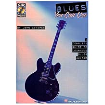 Blues You Can Use: A Complete Guide to Learning Blues Guitar