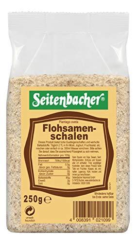Seitenbacher Flohsamenschalen naturrein Diät / Ei-Ersatz (1 x 250 g)