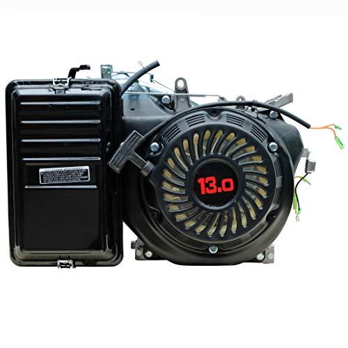 dustriemotor | Ersatzmotor für Benzin Stromerzeuger 5 KW | Kartmotor Standmotor Industriemotor 389 ccm ()