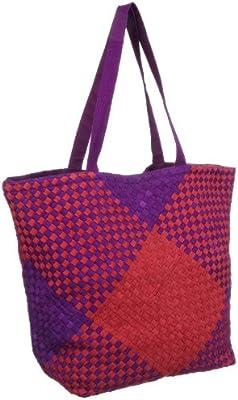 Antik Batik ELIZABET - Bolsa de la compra de lana mujer