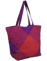 Antik Batik ELIZABET1CBS, Damen Shopper 46x36x20 cm (B x H x T)