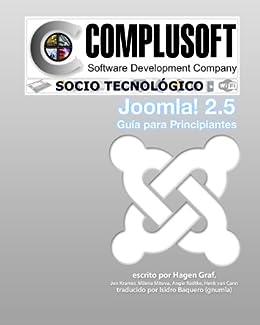 Joomla! 2.5 - Guía para Principiantes (Spanish Edition) by [Graf, Hagen]