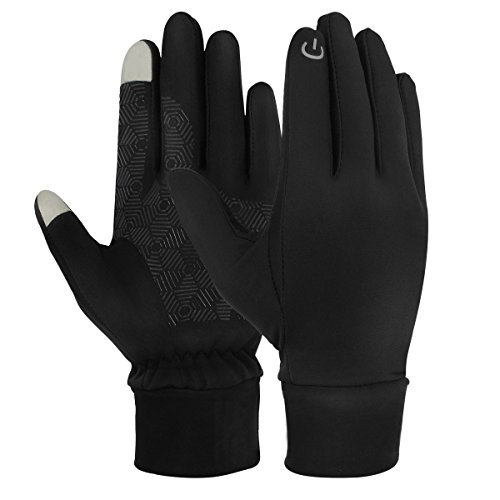 SHABEI Sports Touchscreen Gloves, Unisex Outdoor Antideslizante Guantes de Dedo Completo a...
