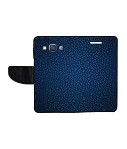 KolorEdge Printed Flip Cover For Samsung Galaxy A3 Multicolor - (45KeMLogo11684SamA3)