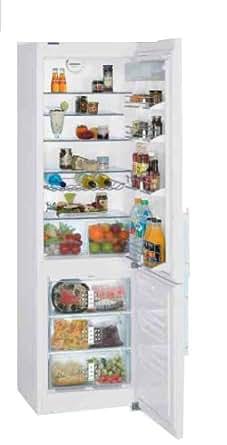 Liebherr CNP 4056 Premium NoFrost Autonome 364L A++ Blanc réfrigérateur-congélateur - Réfrigérateurs-congélateurs (364 L, SN-T, 41 dB, 14 kg/24h, A++, Blanc)
