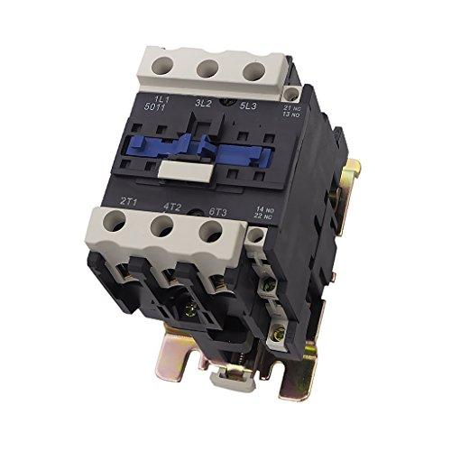 MagiDeal Ersatz-CJX2-5011 3-Phasen Wechselstrom Spulen AC Schütz Motor Starter Relais - 220V (Coil Ersatz-motoren)