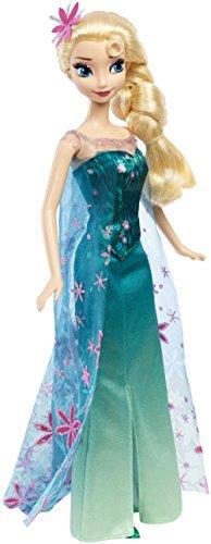 Frozen - Muñeca fashion Elsa (Mattel DGF56)