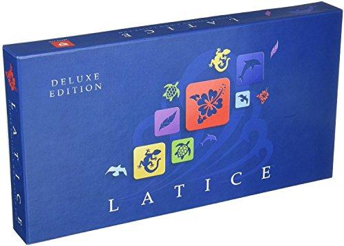 Preisvergleich Produktbild Latice Deluxe - Brettspiel