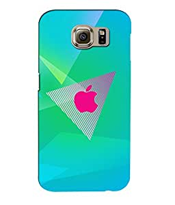 Crazymonk Premium Digital Printed 3D Back Cover For Samsung Galaxy S7
