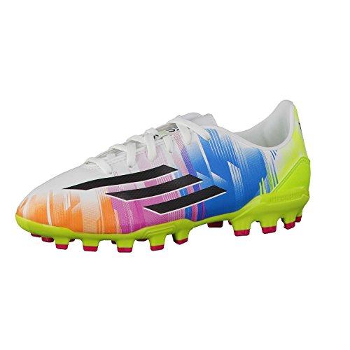 TRX wei Fu脽ballschuhe F10 AG Kinder Schuhe black Nockenschuhe runwht Kinder Messi Adidas Junior qwx1CB4U