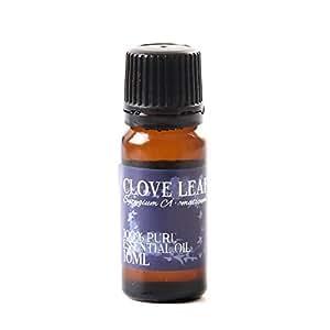 Mystic Moments Olio essenziale di foglie di chiodi di garofano - 10ml - puro al 100%