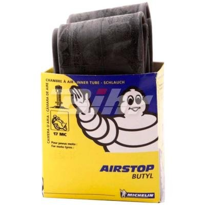 Chambre air moto Michelin 10 B4 Valve 1202