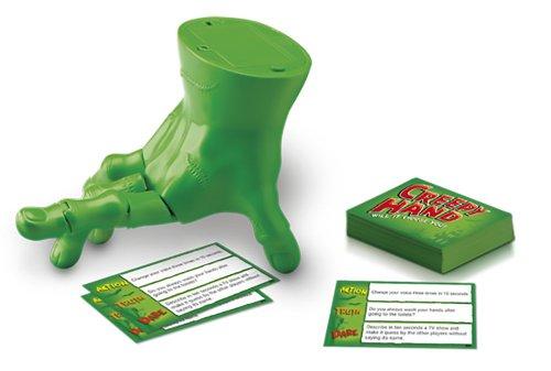 Creepy Hand - Juguete educativo de física, para 2 o más jugadores (Megableu 678604) (versión en inglés)