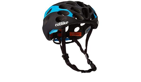 Catlike Mixino Road Casque Vélo Petit 52-54 cm noir//bleu