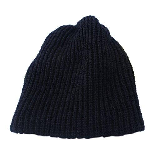 Mens Caddice inverno caldo cappello lungo maglia