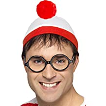 Where's Wally Hat and Glasses Kit, Book Week, Where's Wenda (disfraz)