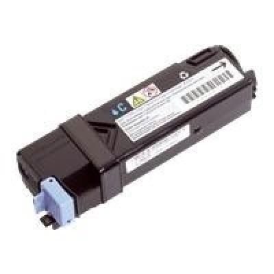 Preisvergleich Produktbild Dell 593-10313 2130cn Tonerkartusche cyan hohe Kapazität 2.500 Seiten 1er-Pack