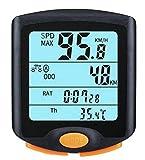 gdangel Contachilometri Bici Bici Speed Meter Digital Bike Computer Wireless E Cablati Sensori Sportivi Impermeabili Bicicletta Motometro