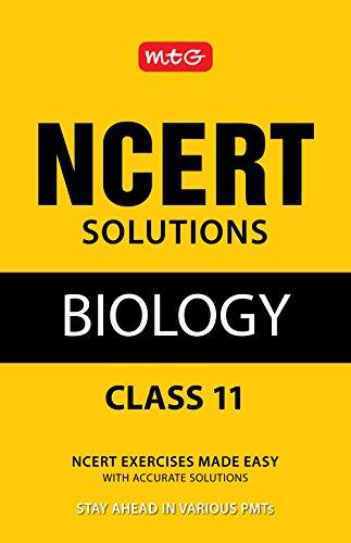 NCERT Solutions Biology - Class 11