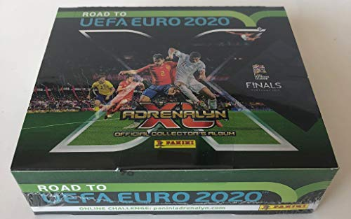 Panini - Adrenalyn XL - Road to Euro 2020 - Display (24)