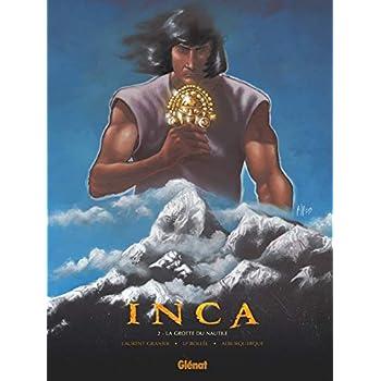 Inca - Tome 02: La Grotte du Nautile