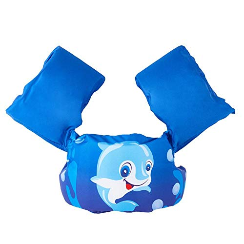 Zay 2-6 Jahre alt Kinder Lernen Schwimmen Auftriebsanzüge Auftrieb Armring Float Ärmel Kinder Schwimmweste Cartoon Float Schwimmen Ring