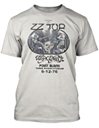 ZZ Top Aerosmith Vintage 70's Rock Tour t-shirt