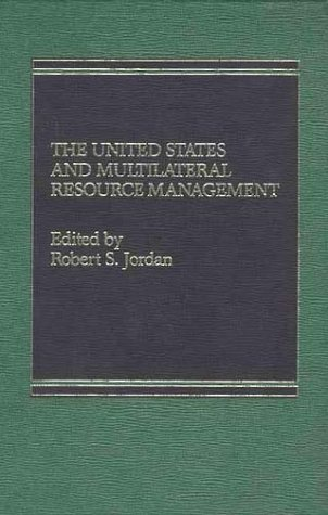 The U.S. and Multilateral Resource Management: Marine Minerals, Food and Energy (Energie-brettspiel)