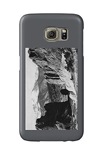 Colorado Springs, Colorado - View of Pikes Peak from Gateway to Garden of the Gods (Galaxy S6 Cell Phone Case, Slim Barely There) -