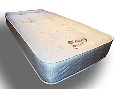Starlight Beds Luxury 3ft single mattress, fast free delivery to all UK postcodes excludes Scottish highlands and off shore Isles
