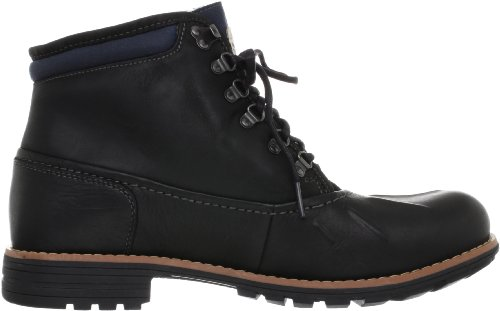 Clarks Midford Up GTX 203519397 Herren Boots Schwarz (Black Wlined Lea)