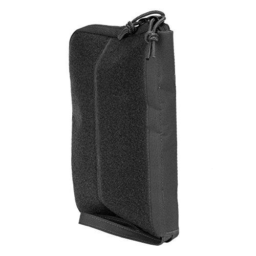 3V Gear simple pistolet Étui-Noir