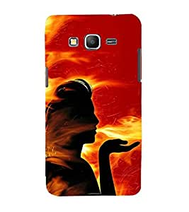 CHAPLOOS Designer Back Cover For Samsung Galaxy Grand prime