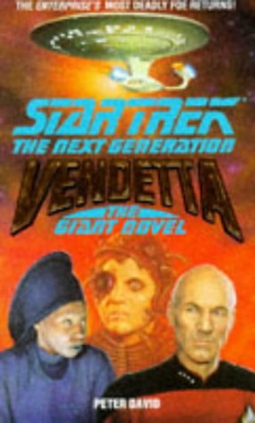 Cover of Vendetta (Star Trek: The Next Generation)
