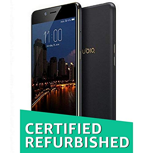 (Certified REFURBISHED) Nubia N2 (Black-Gold, 64GB)